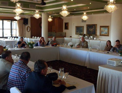 Ολοκληρώθηκε με επιτυχία στο Νεστόριο η εναρκτήρια συνάντηση του έργου GREENPOINT-MOB