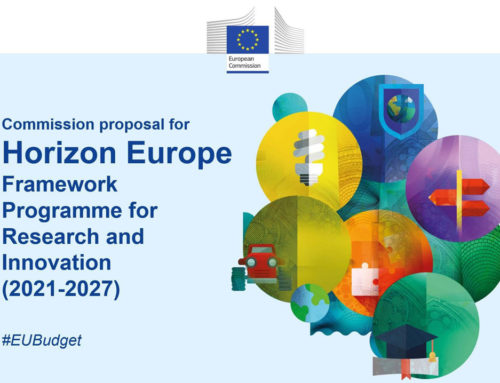 Πρόσκληση σε διαβούλευση για το πρόγραμμα HORIZON EUROPE